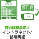 [自治体職員向け]イントラネット/給与明細